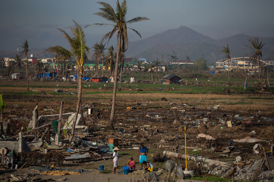 A tale of three disasters, the wrath of Sendong, Pablo and Yolanda 29