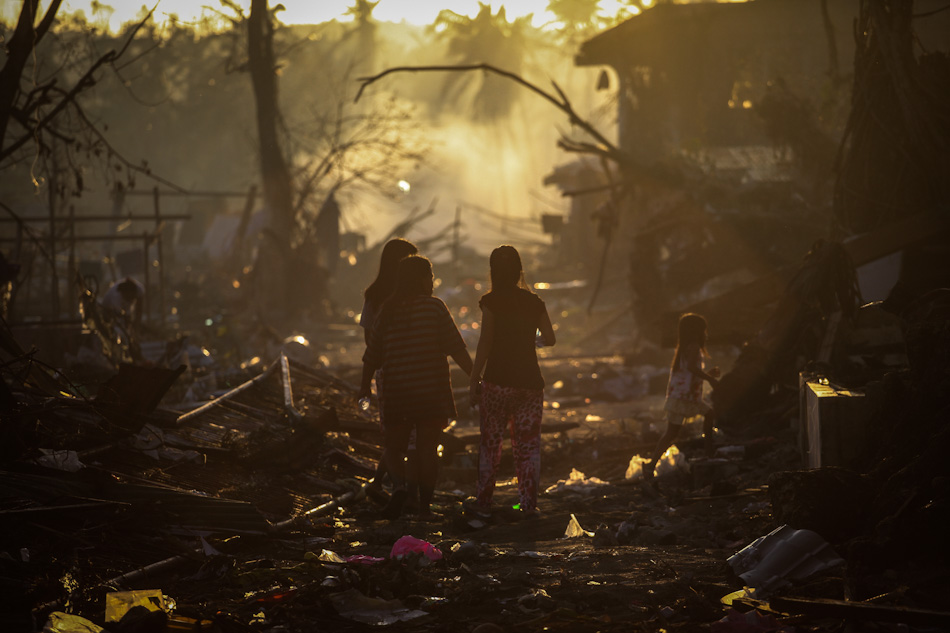A tale of three disasters, the wrath of Sendong, Pablo and Yolanda 73