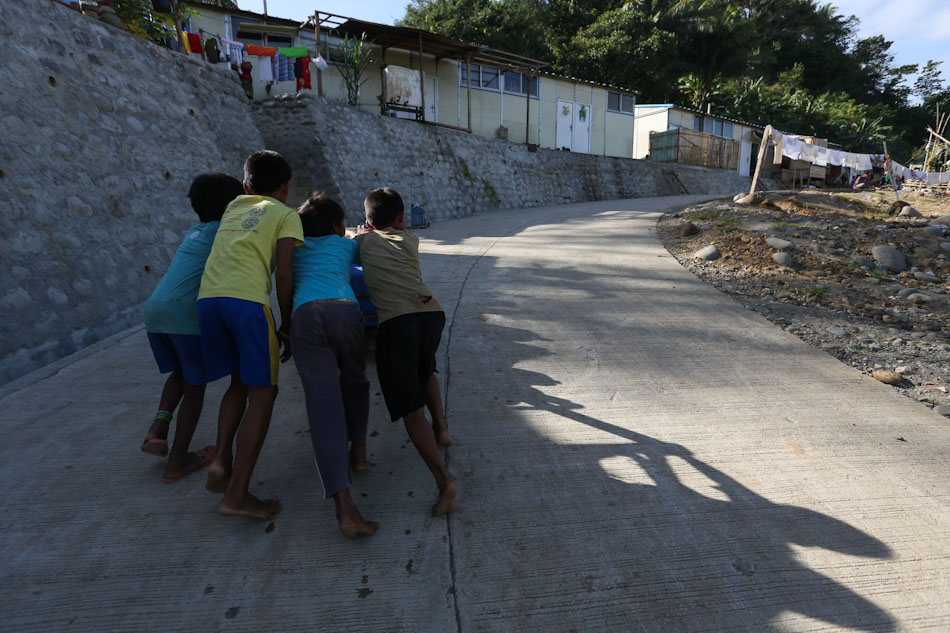 A tale of three disasters, the wrath of Sendong, Pablo and Yolanda 44