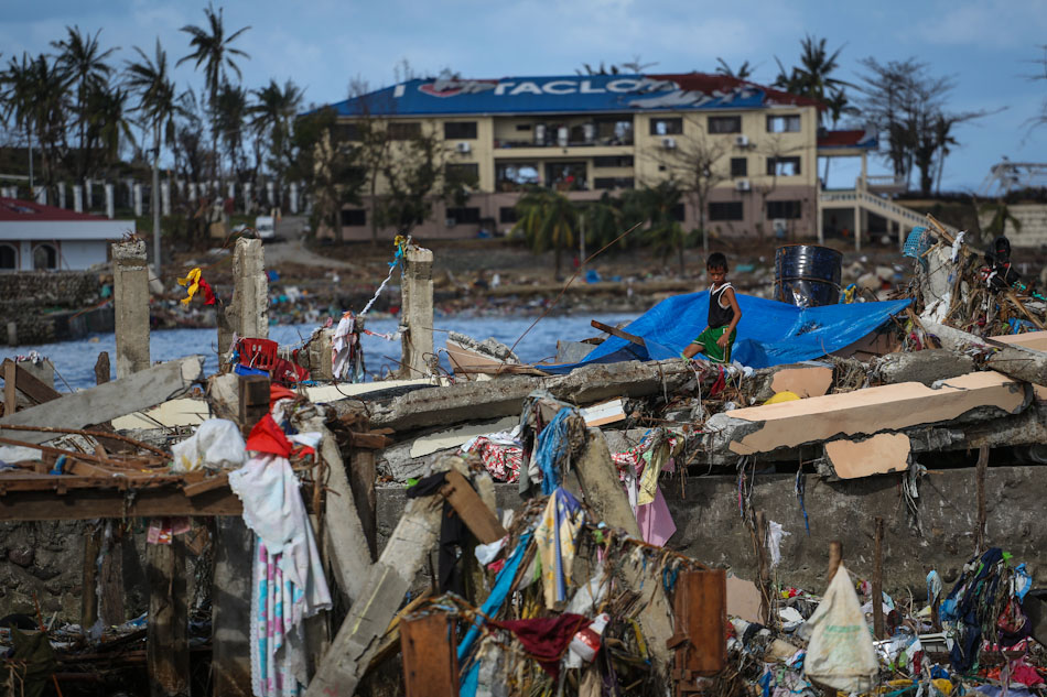 A tale of three disasters, the wrath of Sendong, Pablo and Yolanda 67
