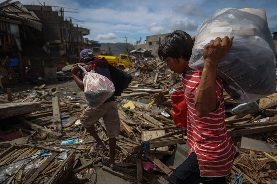 A tale of three disasters, the wrath of Sendong, Pablo and Yolanda 69