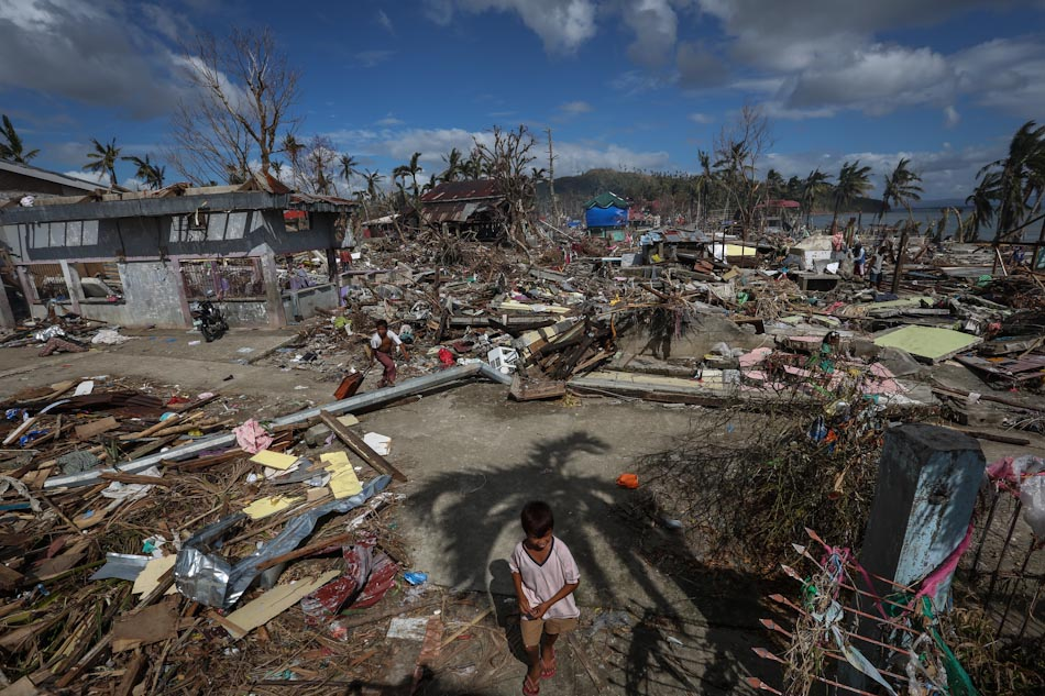 A tale of three disasters, the wrath of Sendong, Pablo and Yolanda 70