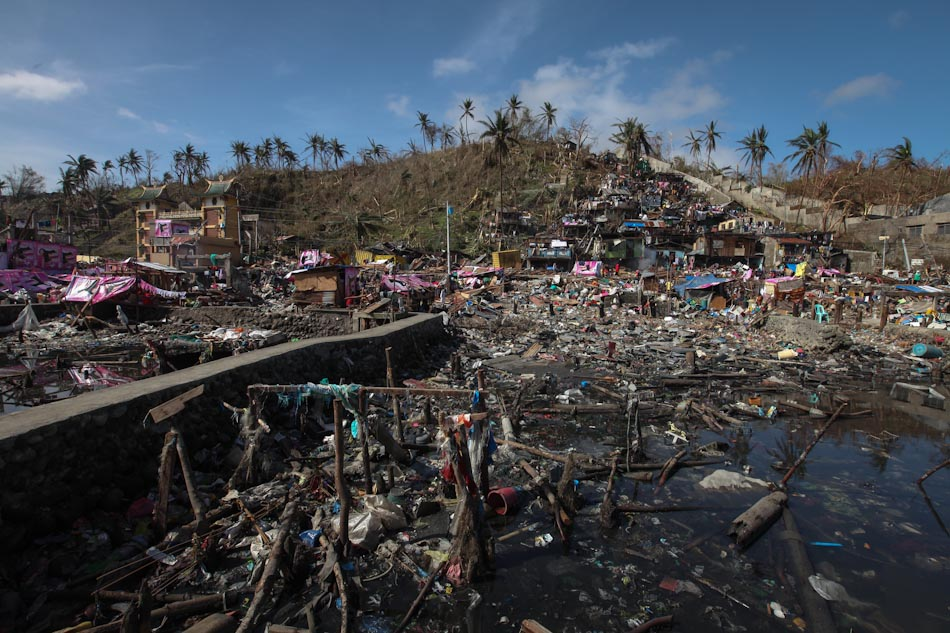 A tale of three disasters, the wrath of Sendong, Pablo and Yolanda 35